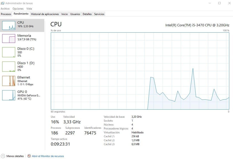 como optimizar windows 10