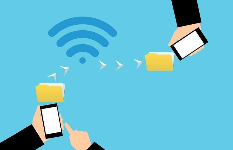 WeTransfer app