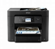 Epson WorkForce Pro WF-4734 Driver & Software