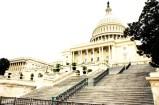 国会大厦西面像