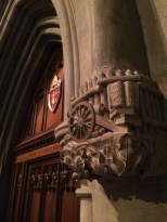 教堂内部细节
