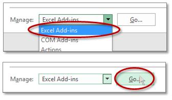 Excel 2016 How-to: Using the Correlation Tool – Windsong Training