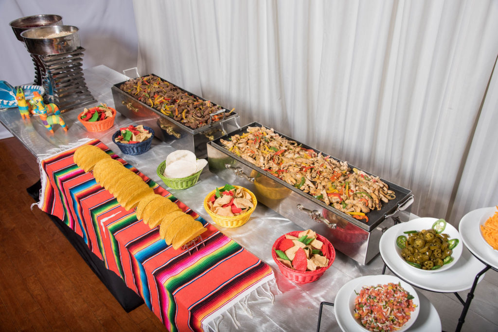 Cool Food Station Ideas For Your Wedding