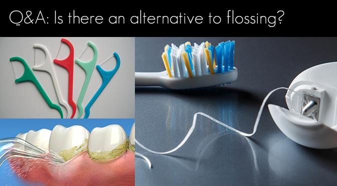 Is There An Alternative To Flossing
