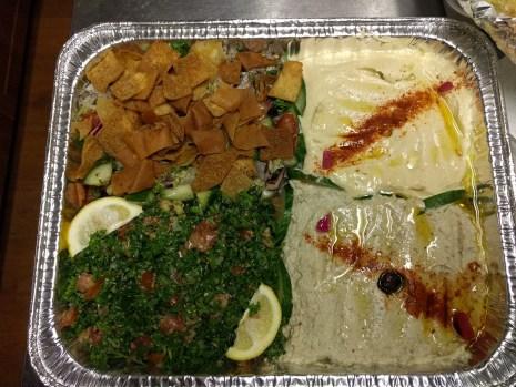 Windsor, Food, foodporn, Middle Eastern, DTW
