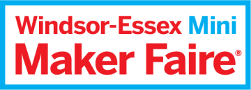 Windsor-Essex Mini Maker Faire logo