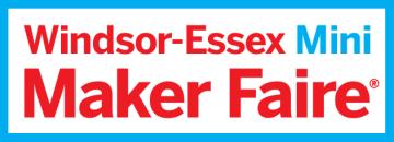 Windsor-Essex Mini Maker Faire logo