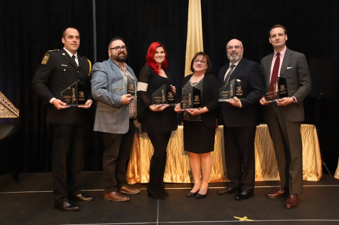 photos: six outstanding graduates honoured at st. clair