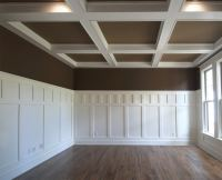 Coffered Ceilng with Contrast - WindsorONE