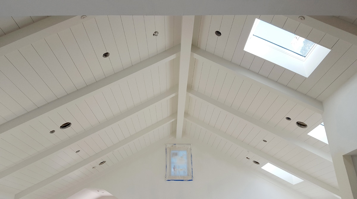 From Raised Panels To Shiplap Ceiling Lids Soruco