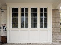 Exterior Bay Window Trim - Windsorone
