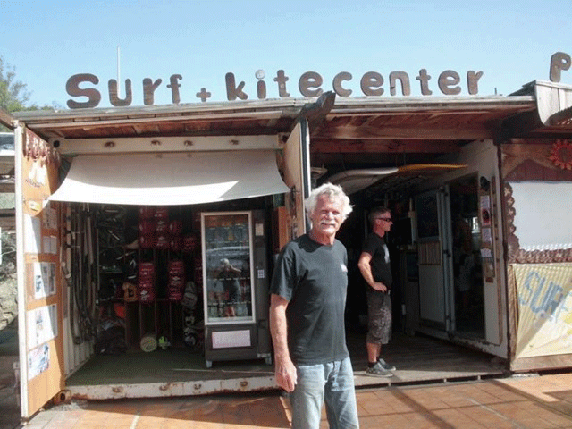 Surf Center Playa Sur в Медано
