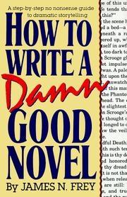 James Frey Darn Good Novel