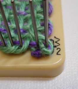 Magic knot color join.