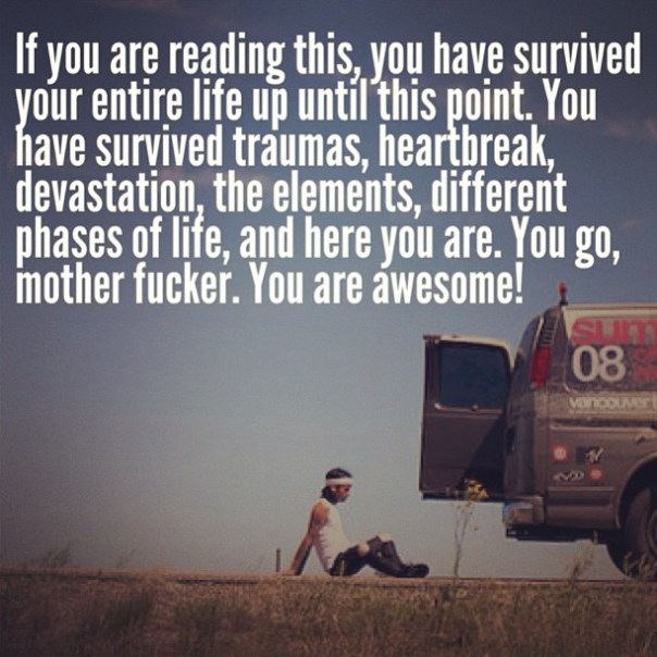 YouSurvived