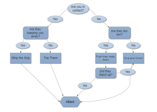 Bjj Flow Chart