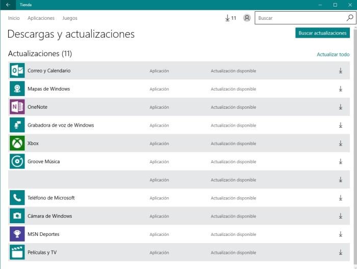 actualizaciones-app-windows-10