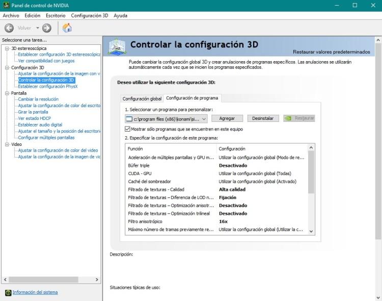configurar-sh2-graficos