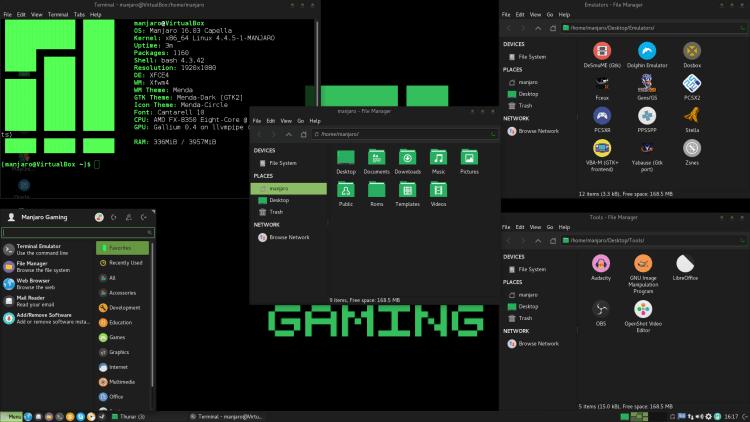manjaro-gaming-1