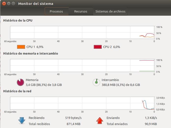 consumo-recursos-ubuntu-1604