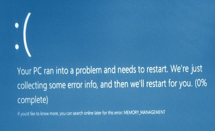 bluescreen-memory-management
