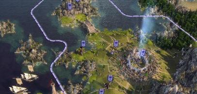 Age of Wonders III terreno