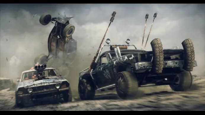 mad max carreras