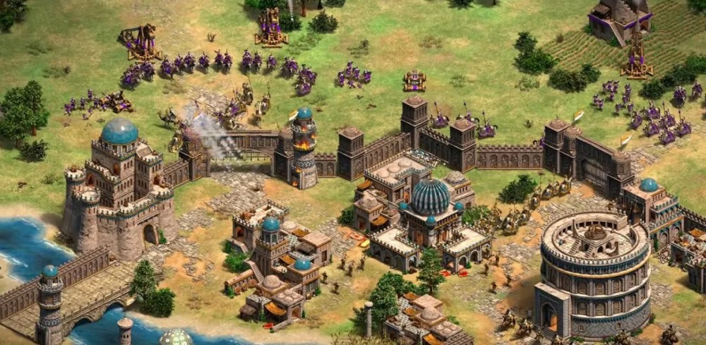 Age of Empires 2 the last khans
