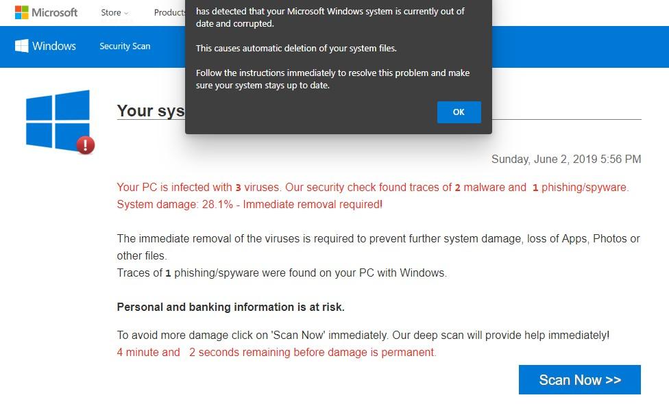 apps maliciosas windows store
