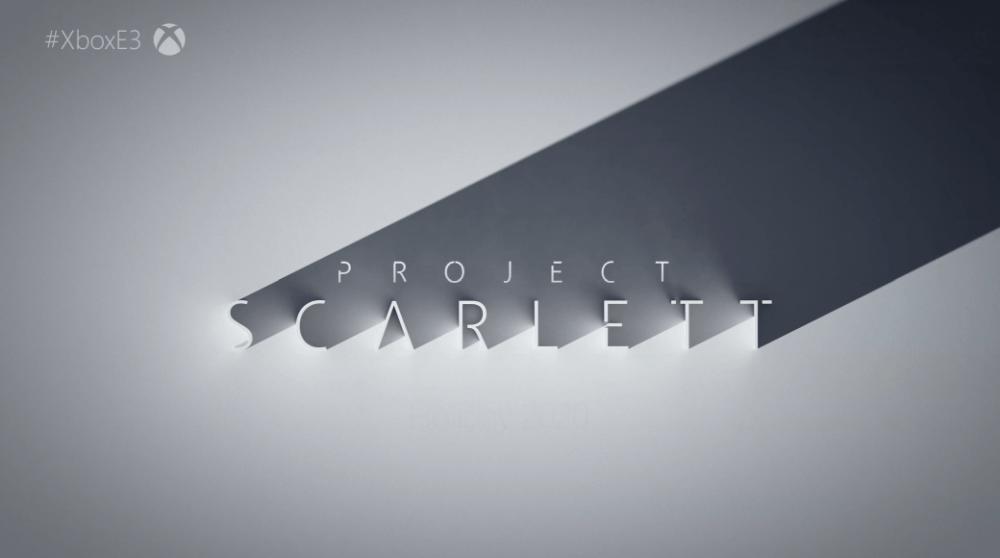 Xbox Scarlett especificaciones tecnicas