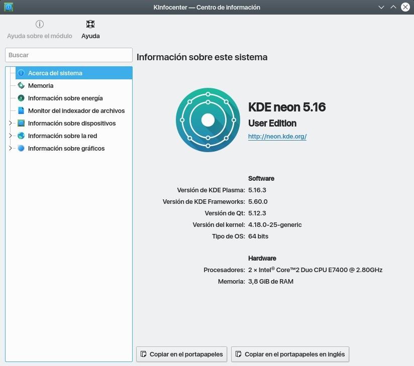 KDE Frameworks 5.60.0 neon 02