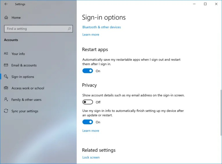 Build 18965 windows 10 insider control app restaurar