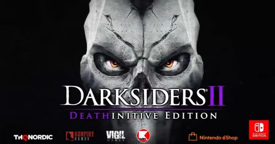 Darksiders II nintendo switch