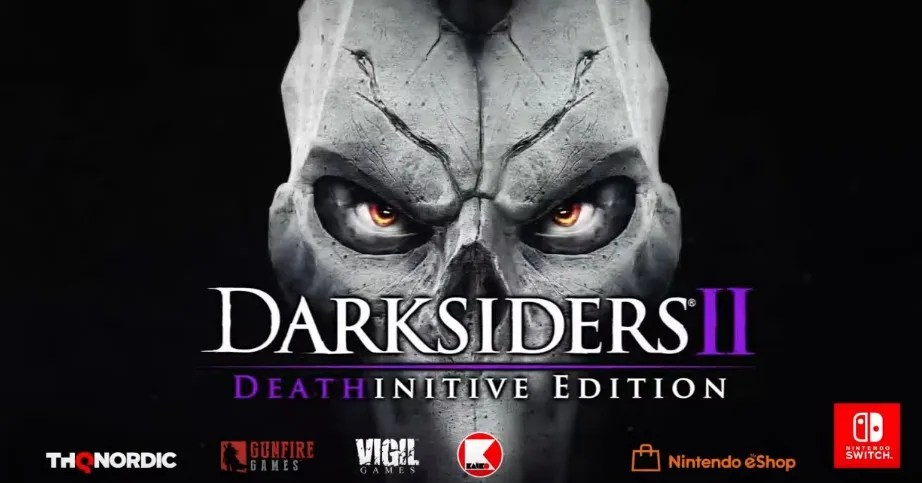Darksiders II nintendo switch