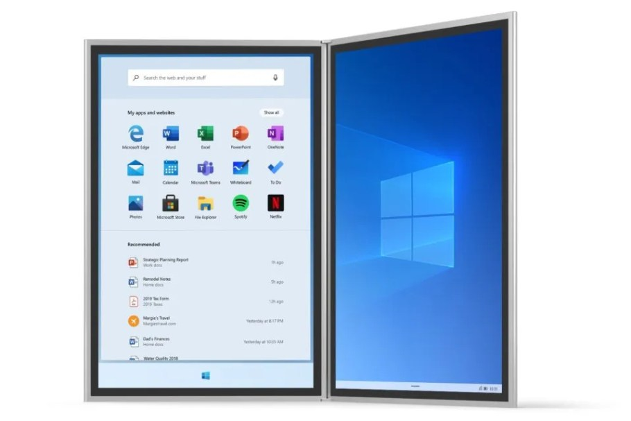Windows 10 X conceptos