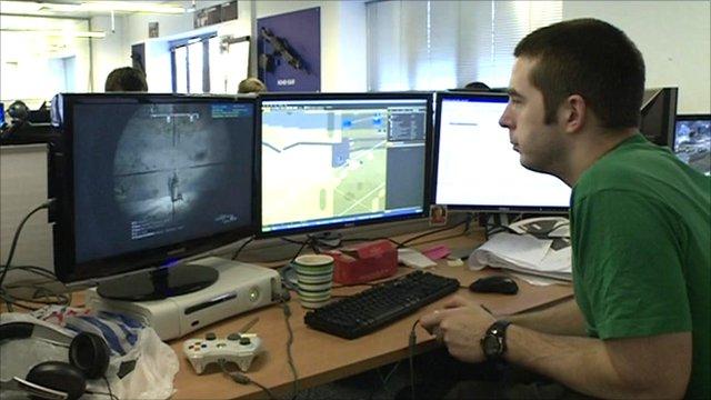 desarrolladores de videojuegos