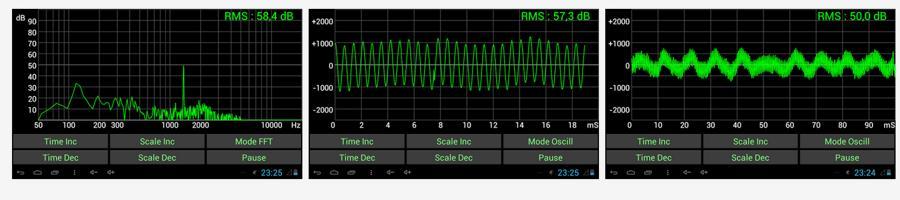 app para medir ondas