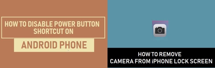 cámara botón encendido