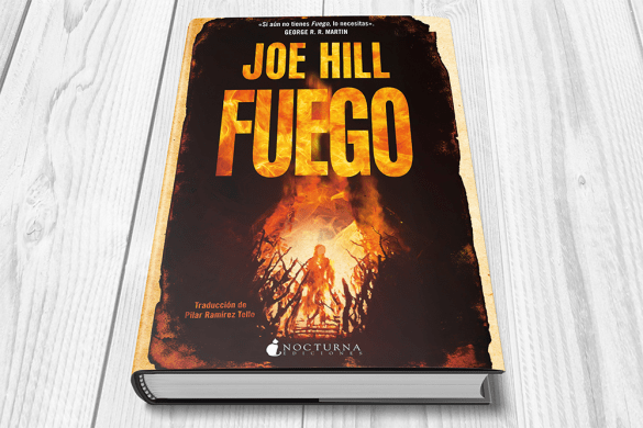 Fuego, Joe Hill