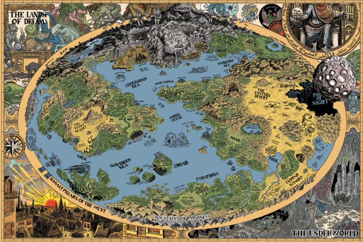 Lovecraft Dreamlands