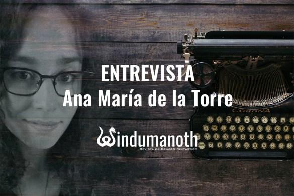 Ana María de la Torre