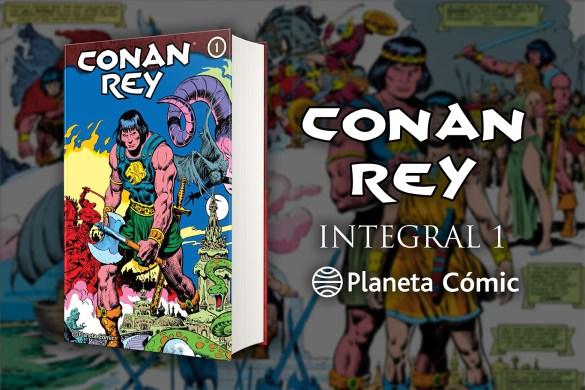 Conan Rey (Integral)