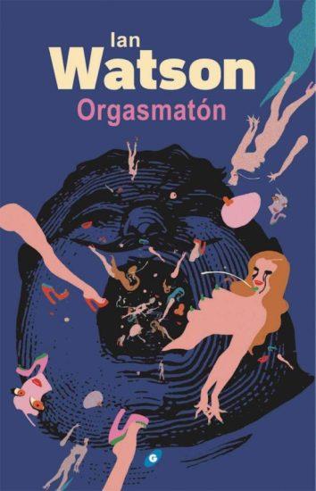 Reseña de Orgasmatón de Ian Watson