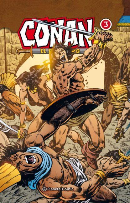 Conan el bárbaro (Integral) 3