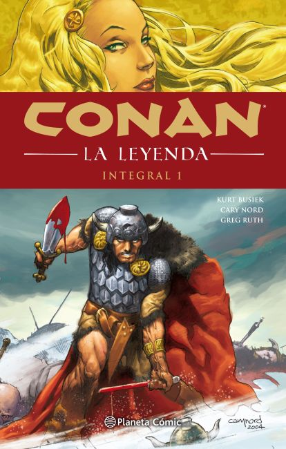 Conan la leyenda (integral)