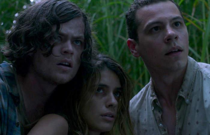 En la hierba alta, Netflix, Travis, Stephen King