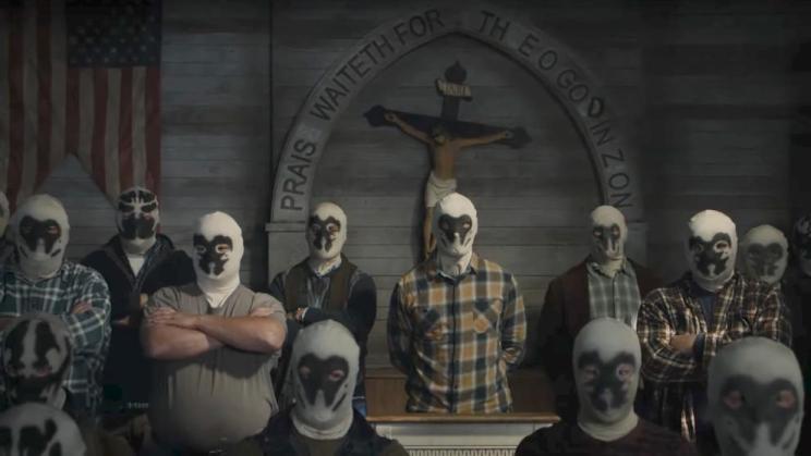 Watchmen serie