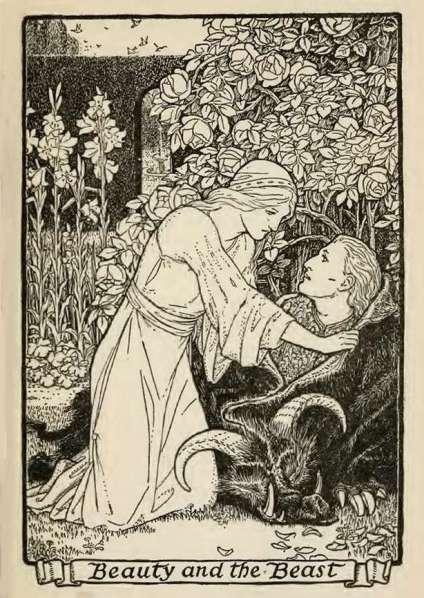 The Beauty and the Beast, John Dixon Batten