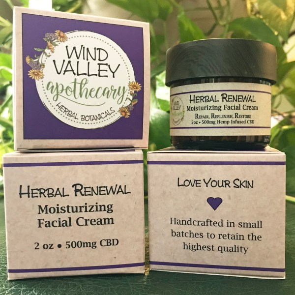 Picture of Herbal Renewal Face Cream