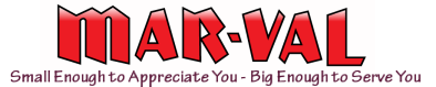 Mar-Val Logo